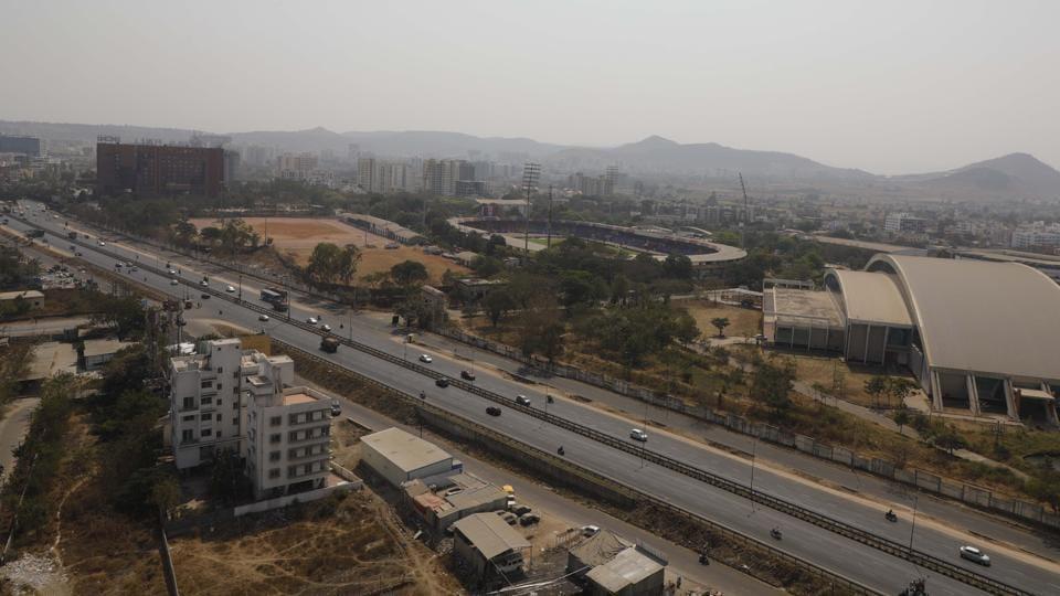 Pune,Expanding Pune,Baner