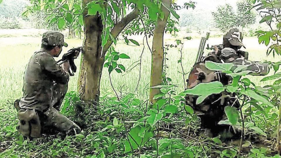 Security forces from Telangana and Chhattisgarh had launched the counter-insurgency operation in the forest on the inter-state border based on inputs about a gathering of a large group of ultras.