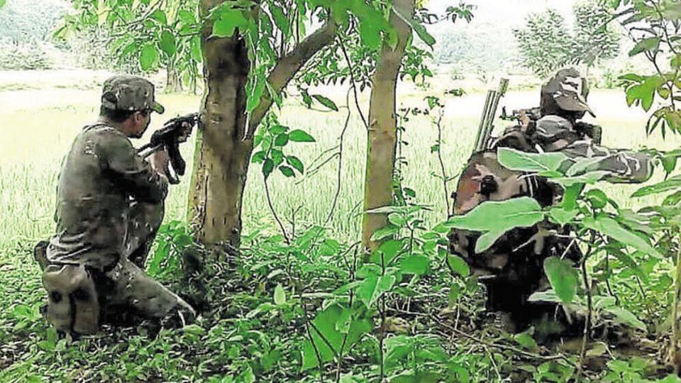 Chhattisgarh Telangana Maoist operation,Maoist operation,Maoists taken to Telangana hospital