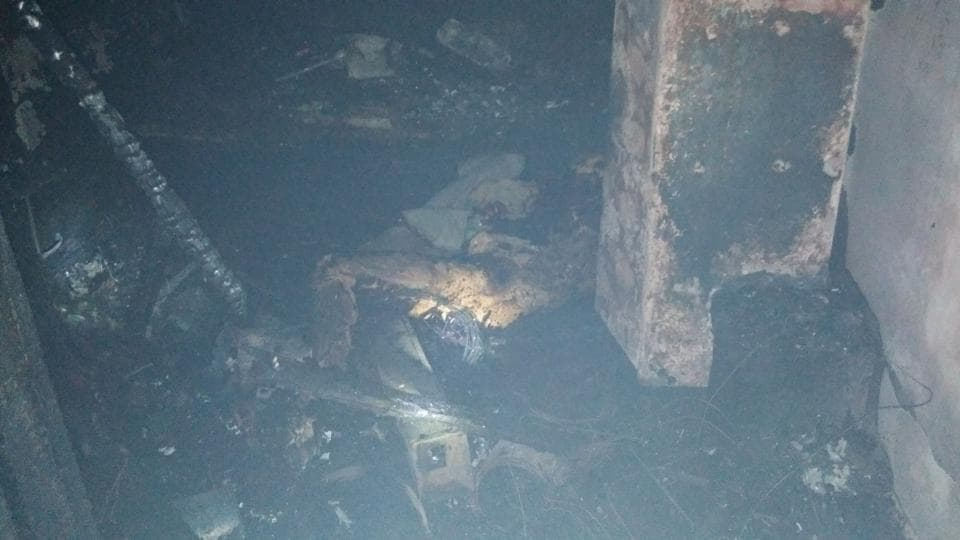 Nainital,House fire,37-year-old man