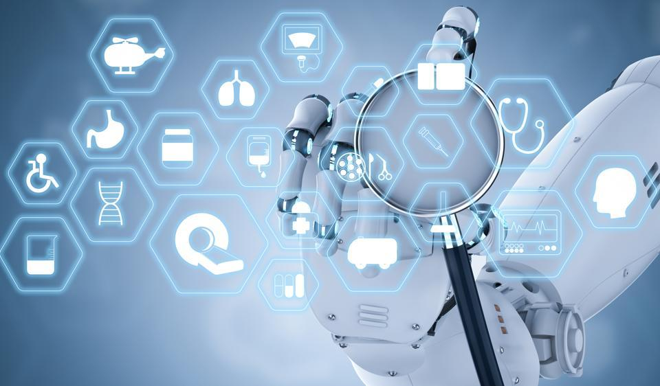 Artificial intelligence can collect digitised data, analyse and make decisions based on it, which can be a big advantage in regions where human resources are scarce.