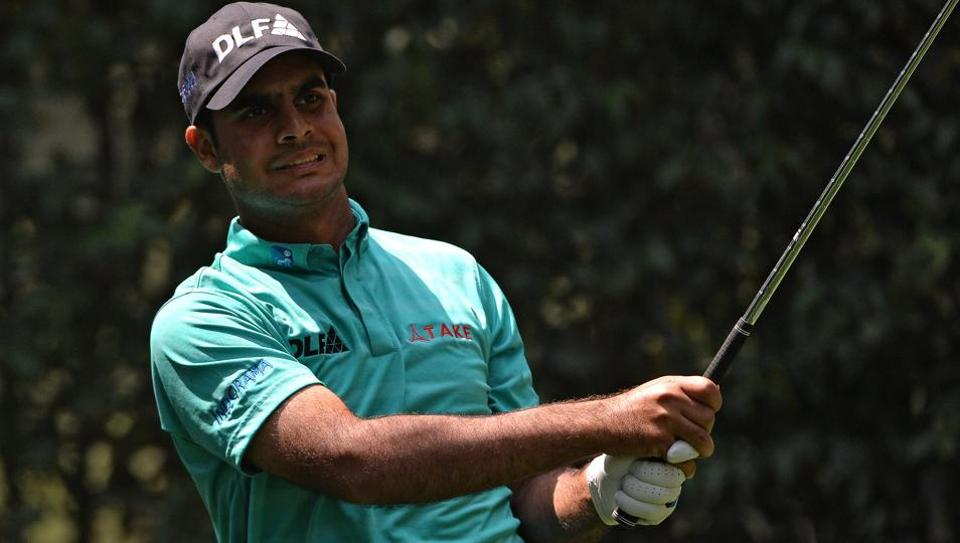 Shubhankar on top at World Golf Championships