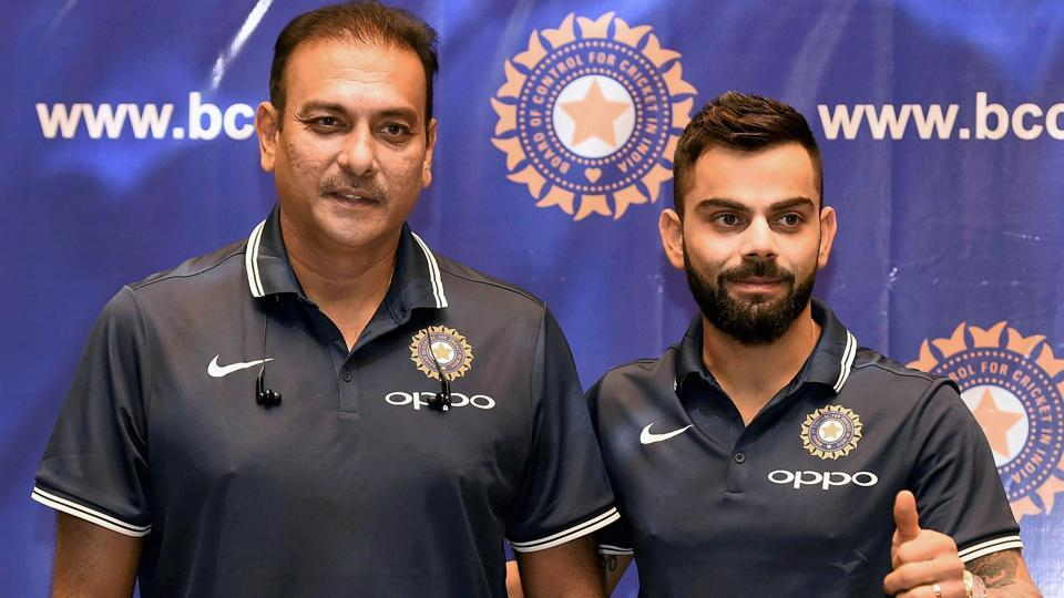 Ravi Shastri said Virat Kohli's positive attitude guided the Indian cricket team to victory over South Africa in Johannesburg.