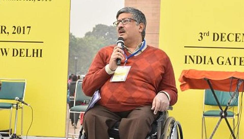 Javed Abidi was the Global Chair of Disabled People International (DPI), a world body with special consultative status to the United Nations.