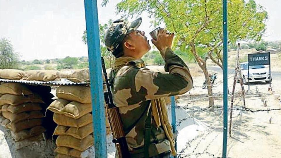 Water crisis in Rajasthan,BSF personnel,Border Security Force