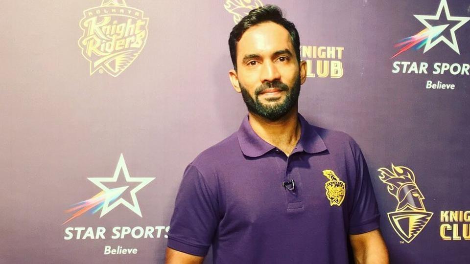 Dinesh Karthik,Kolkata Knight Riders,IPL 2018