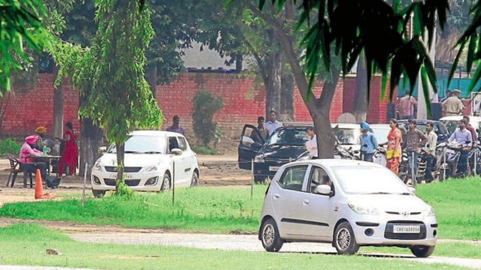 Chandigarh,drunk driving,car impounded
