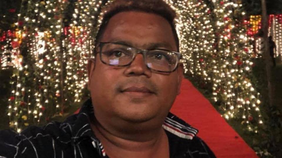Sanjay Bairagi was 40. (Photo: Facebook/Sanjay Bairagi)