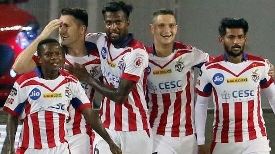 ATK defeated NorthEast United FC in their Indian Super League (ISL) encounter on Sunday.
