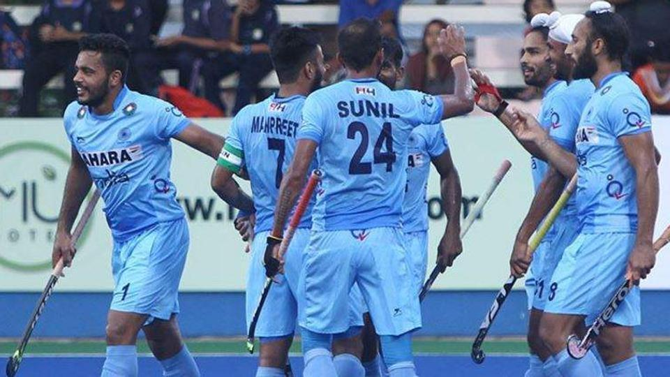Sultan Azlan Shah Cup: India draw 1-1 against England