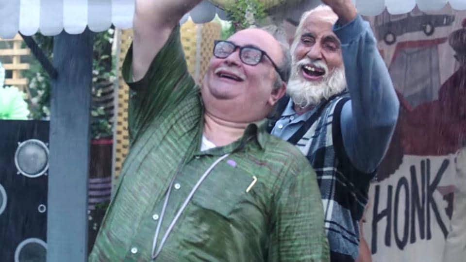 Amitabh Bachchan,102 Not Out,Rishi Kapoor
