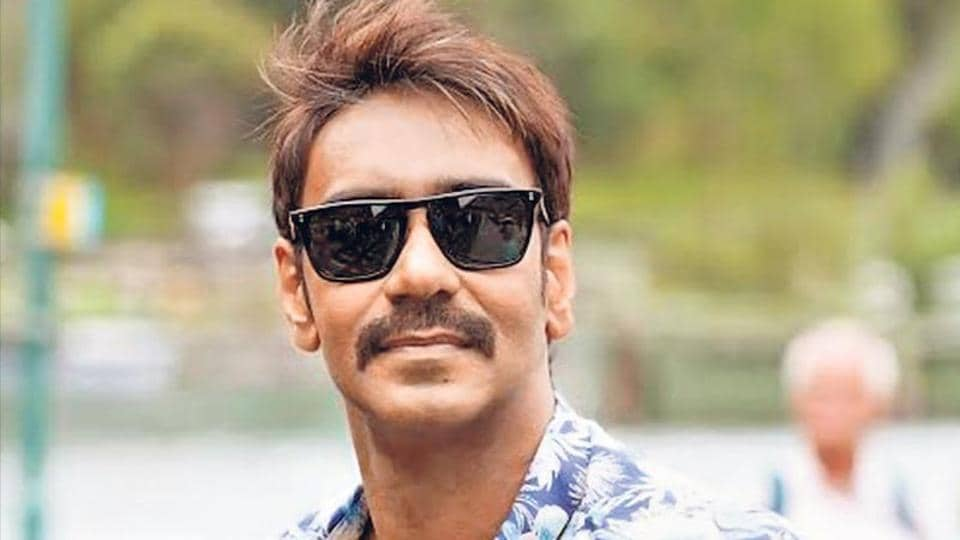 Bollywood actor Ajay Devgn will next be seen in Raid.