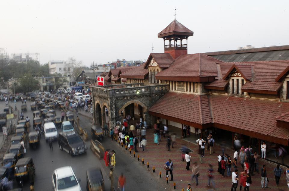 Bandra railway station is one of the three stations in the suburbs that will be redeveloped