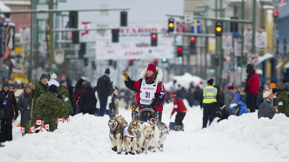 Alaska,Iditarod,Iditarod Trail Sled Dog Race
