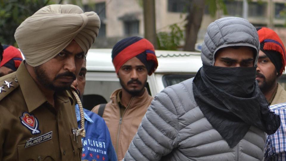 Punjab gangsters,Punjab police,gangster Tirath Singh