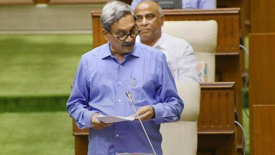 Goa,Manohar parrikar,Manohar parrikar's Health