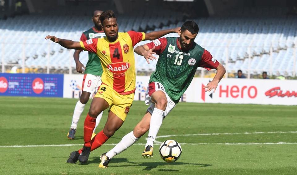 Gokulam Kerala FC will host Mohun Bagan on the last day of the I-League season.
