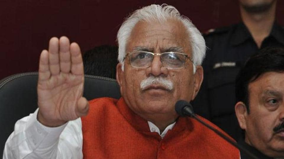 Haryana to enact law to punish those found abandoning cows: Khattar