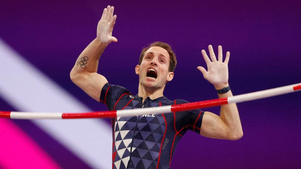 IAAFWorld Indoor Championships,Renaud Lavillenie,Andrew Pozzi