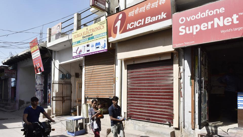 An ICICI Bank ATM was stolen from Islampur near Sector 38 in Gurgaon, on Monday.