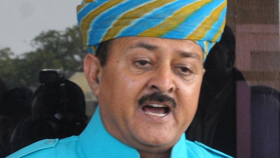 Electricity theft,Rajasthan MLA,Bhawani Singh Rajawat