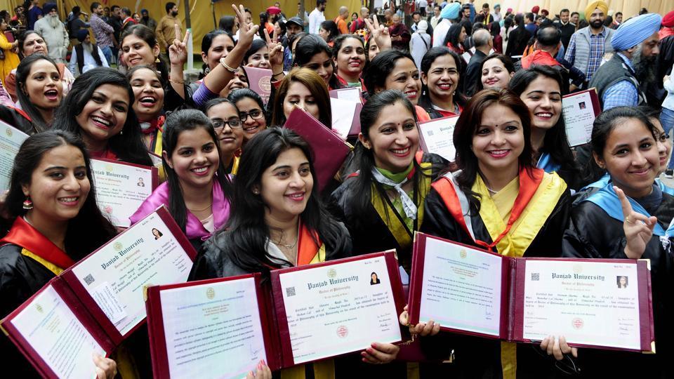Panjab University,University convocation,PU convocation