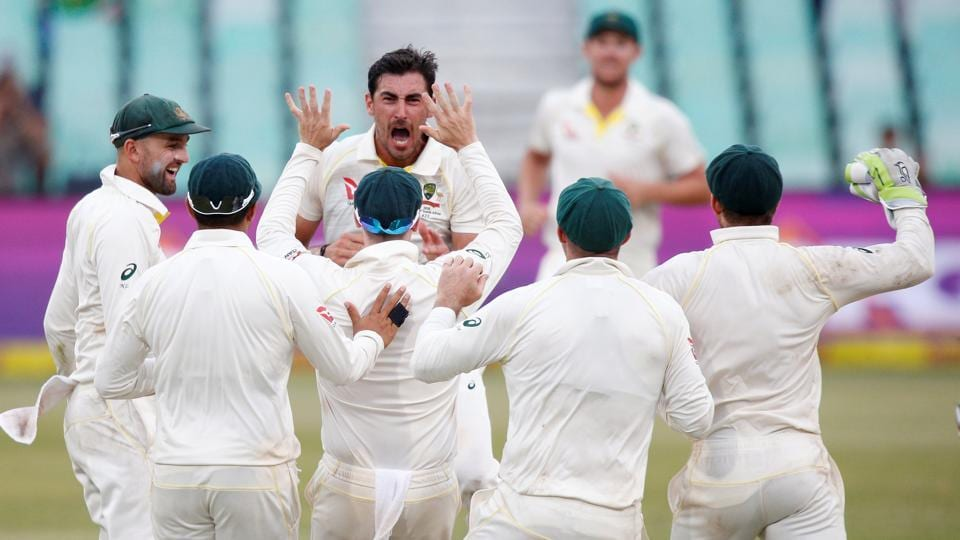 Australia defeated South Africa by 118 runs in the opening Test in Durban. Catch full cricket score of South Africa vs Australia, 1st Test, Day 5 at Durban, here.