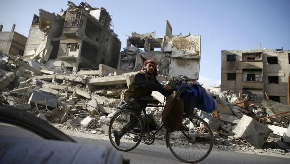 Syria,Ghouta,Syrian crisis