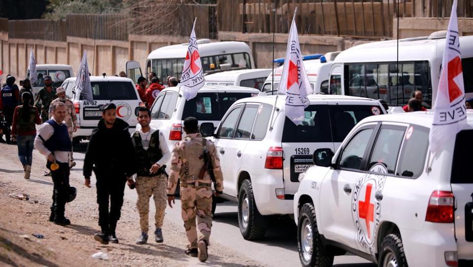 Ghouta,Syrian crisis,Humanitarian crisis