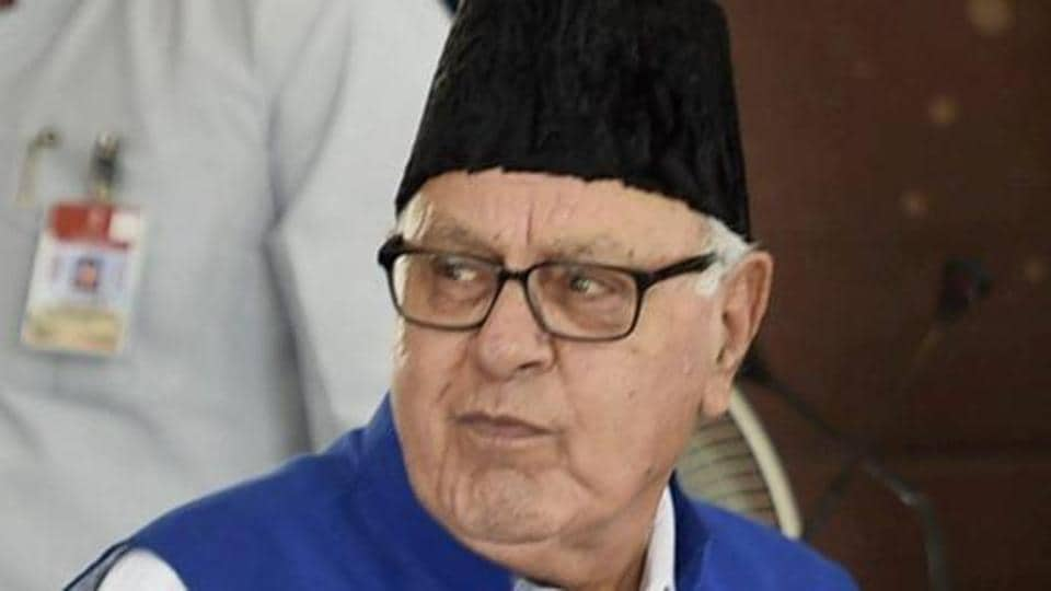 Partition remark: Jitendra Singh advises Farooq Abdullah to reread history