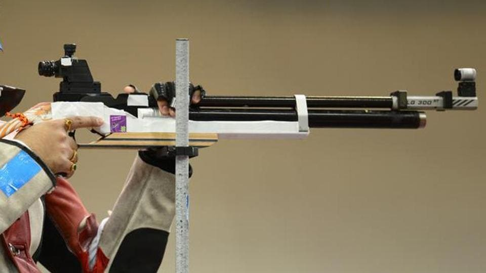 Ravi Kumar's bronze medal in 10m air rifle category is his first medal at a shooting World Cup.