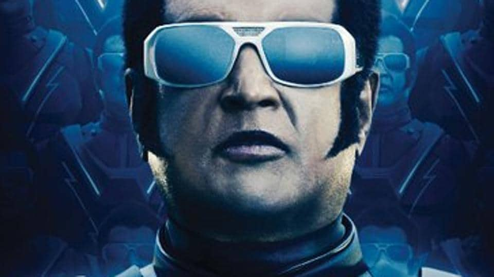 Rajinikanth's 2.0 Movie Teaser Leaked!