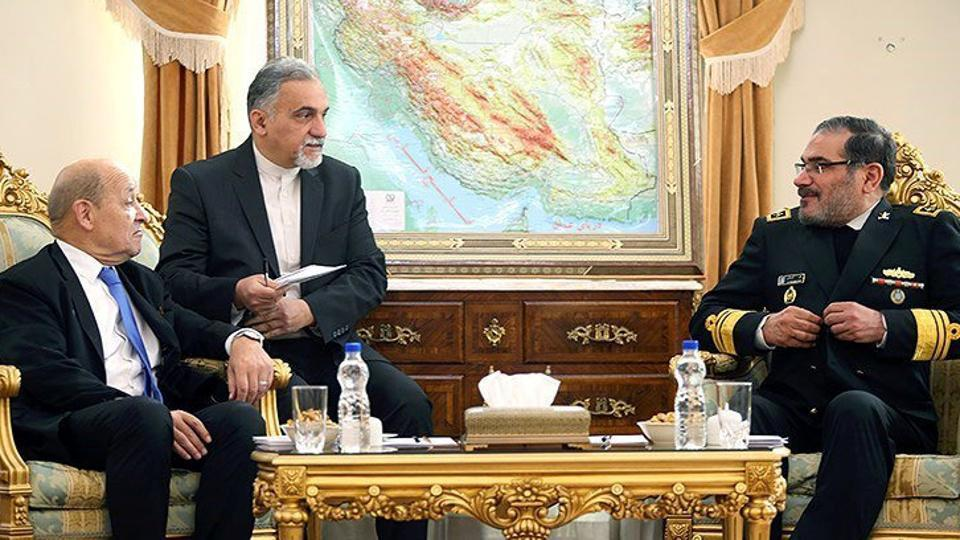 Iran says no missile talks unless West gives up its nuclear weapons
