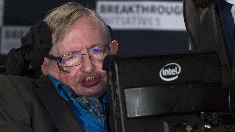 According to Stephen Hawking, the laws of physics and time cease to function inside that tiny particle of heat and energy.