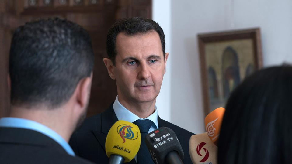 Bashar al-Assad,Syrian government,Chemical attack In Syria