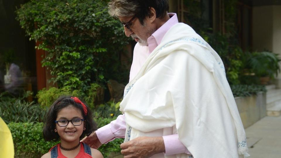 Thousands of people gather outside Amitabh Bachchan's Mumbai bungalow every weekend