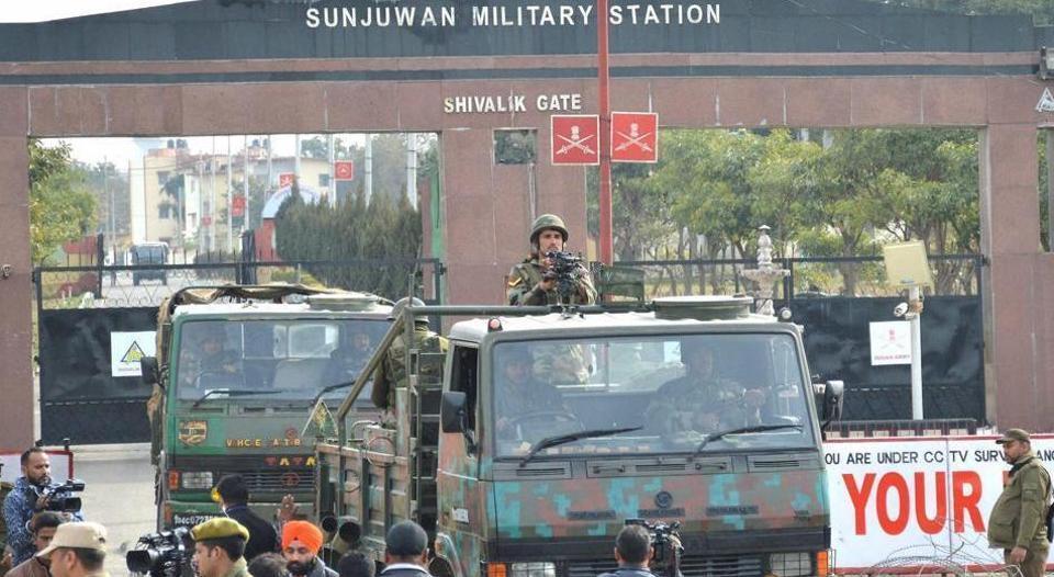 Top JeM commander wanted in Sunjuwan terror attack killed