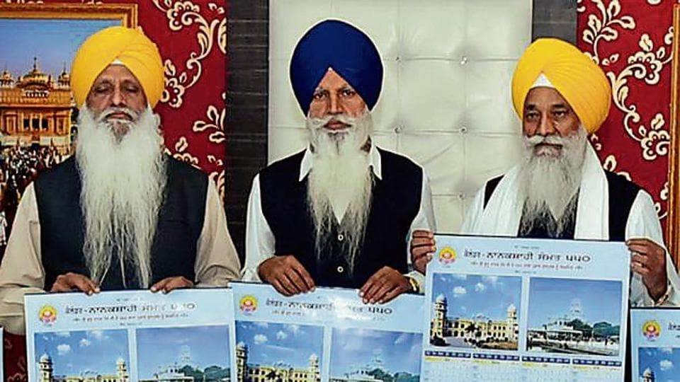 SGPC,Sikh identity,Nanakshahi calendar