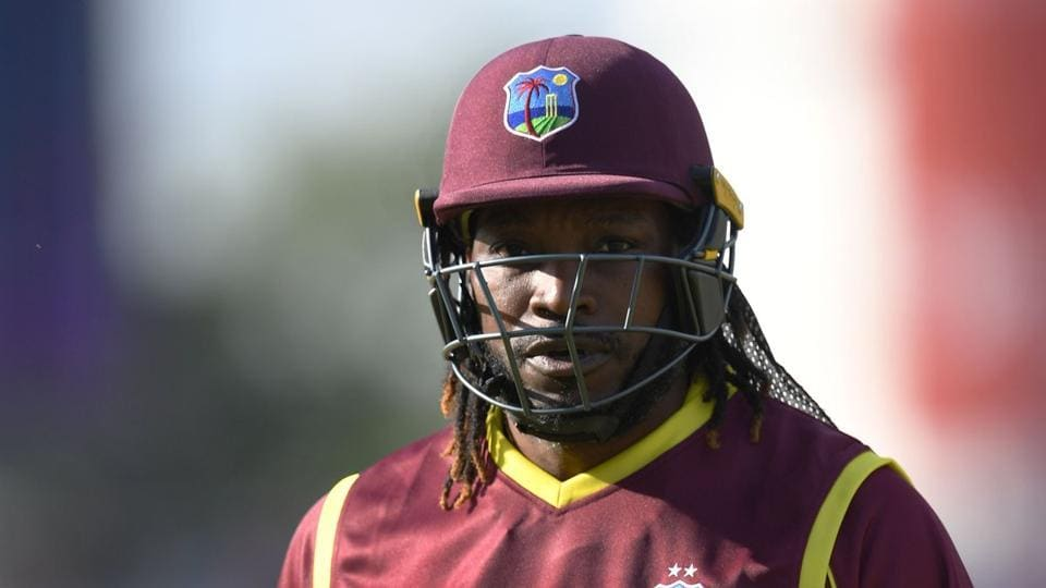 West Indies star Chris Gayle scored a century to guide his side to victory over UAE. Catch full cricket score of West Indies vs UAE, ICC World Cup Qualifier, here.