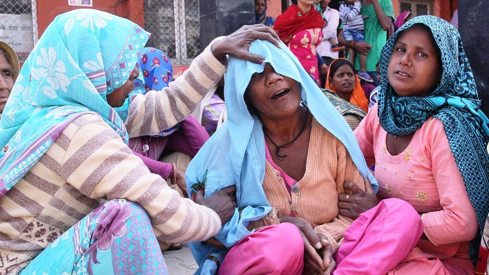 Bhiwadi Dalit man's death,Ajay Jatav,murder