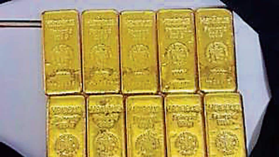 gold smuggling,chandigarh airport,gold in rectum