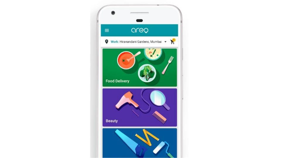Google Areo is available for download on Play Store.