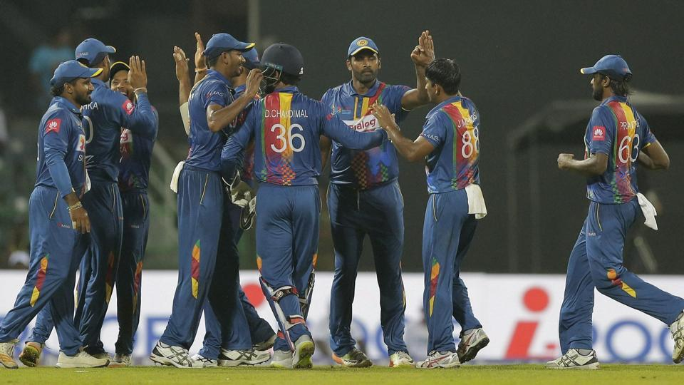 Sri Lanka defeated India by five wickets in the first match of the 2018 Nidahas T20 trophy in Colombo on Tuesday. (AP)