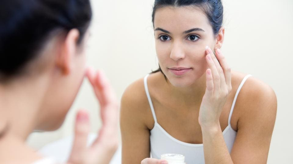 Stress can reflect on your face and body in the form of dark circles and dull skin and hair.