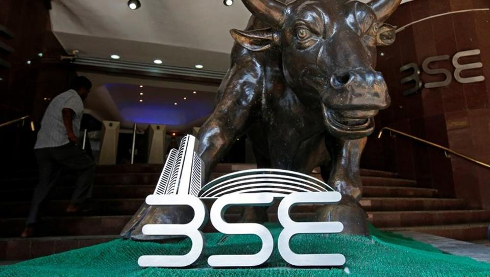 The BSE Sensex had lost 698.97 points in the previous four sessions.