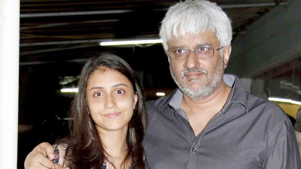 Filmmaker Vikram Bhatt has acted in web series titled Untouchables that has been directed by his daughter Krishna Bhatt.