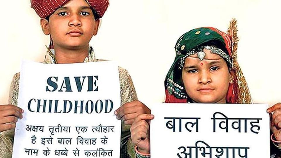 Fall in child marriages in South Asia leads to global decline