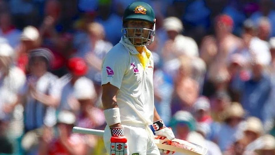 Australia's David Warner got into an ugly spat with South Africa's Quinton de Kock during the first Test in Durban.