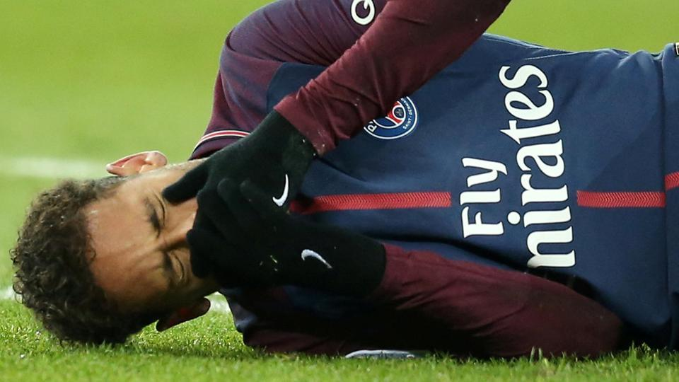 Neymar will miss PSG's UEFAChampions League match against Real Madrid due to injury.