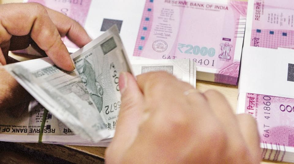 On Monday, the rupee had end higher by 5 paise at 65.12 against the US currency on fresh bouts of dollar selling by banks and importers amid growing trade war concerns.